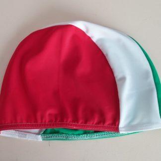 trikolór úszósapka nemzeti színű