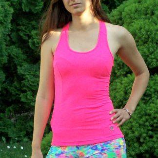Női fitness trikó Flora_45