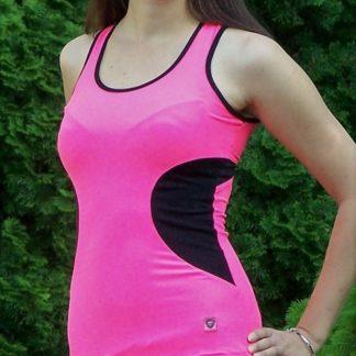 Női fitness trikó Babett_4502