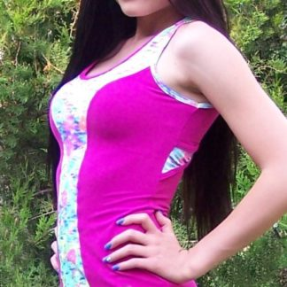 Női fitness trikó Zita_4290
